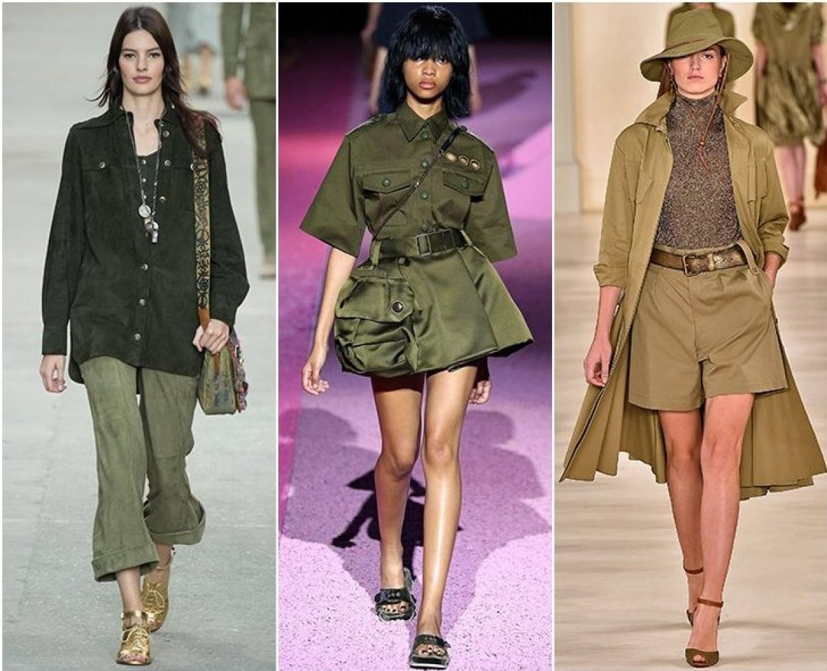 Summer Clothing Trends