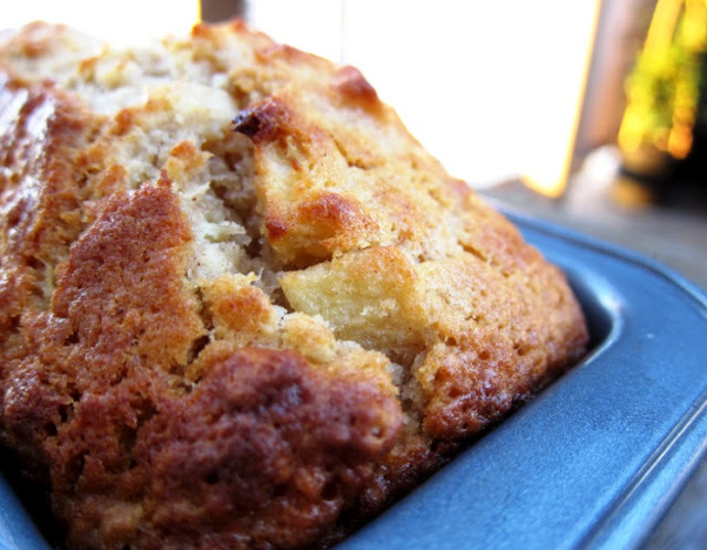 Get the Cinnamon Apple Muffin Cake recipe by The Indolent Cook