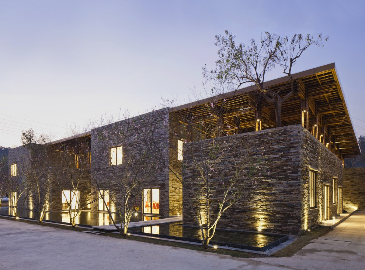 Waf 33 for Best architecture hotels in the world