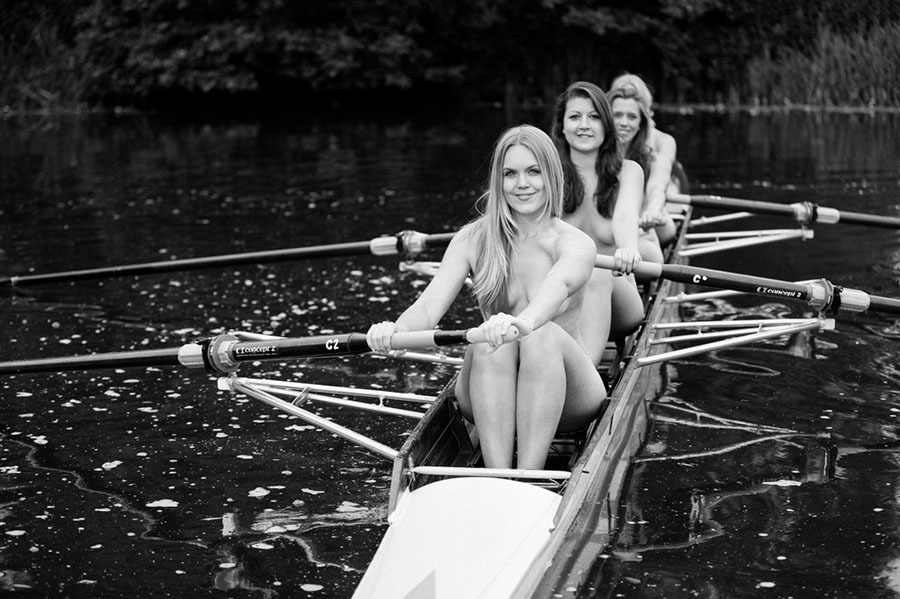Warwick Women S Rowing Team Releases Naked Calendar For 2015 Photos Huffpost