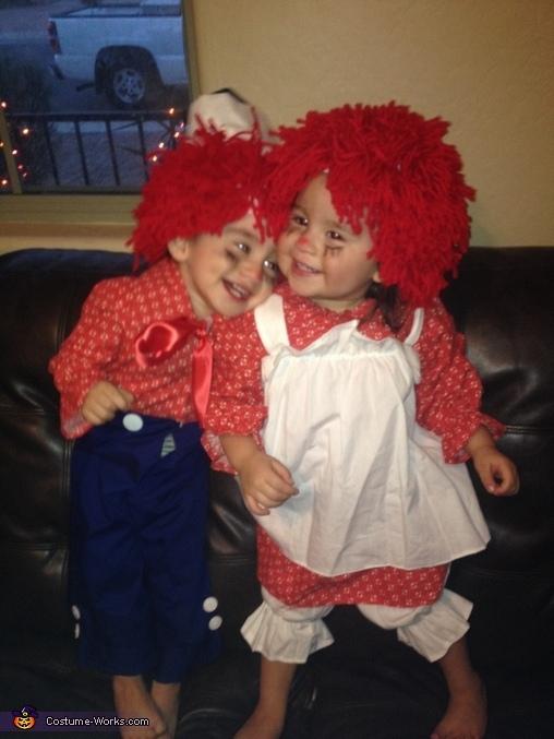 Disfraces de halloween para gemelos que adorar s por - Disfraces para gemelos ...