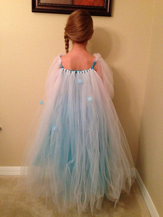 This Halloween Diy An Elsa Costume For Less Than 30 & Elsa Costume Diy - Meningrey