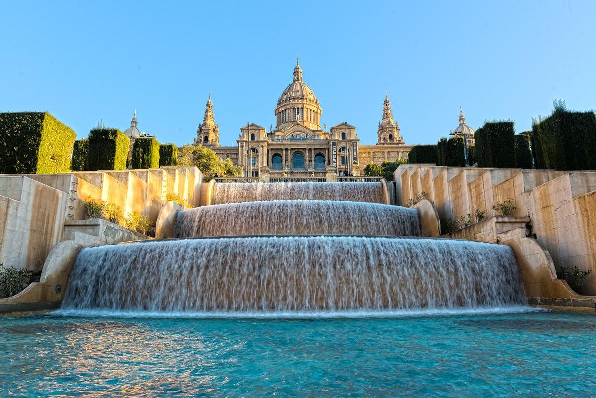 Los 20 lugares m s visitados para dormir fotos for Ciudades mas turisticas de espana