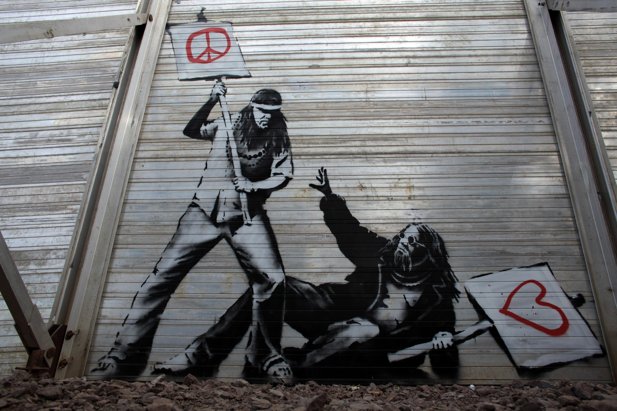 Banksy 'Arrested & Real Identity Revealed' Is The Same ...