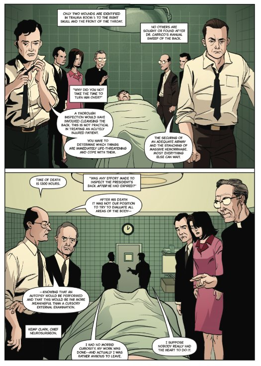 "9 11 commission report comic book And for those of you who are worried about reading actual excerpts from the 9/11 commission report, don't worry, because even just following along with the comic-book-style illustrations provides a great visual ""read""."