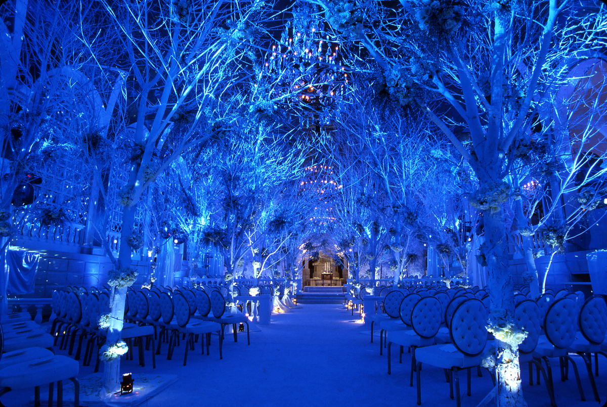 19 wedding lighting ideas that are nothing short of for Ambiance et decoration