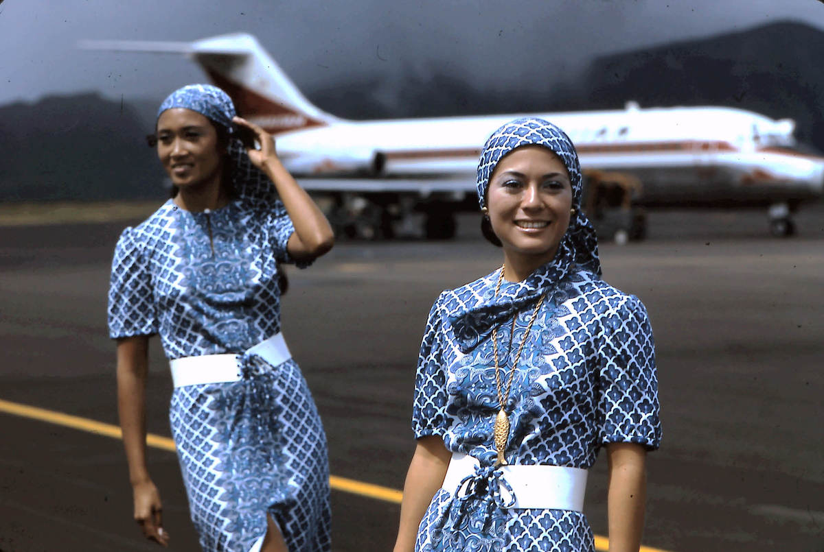 Hawaiian Airlines Has Had Some Awesome Flight Attendant