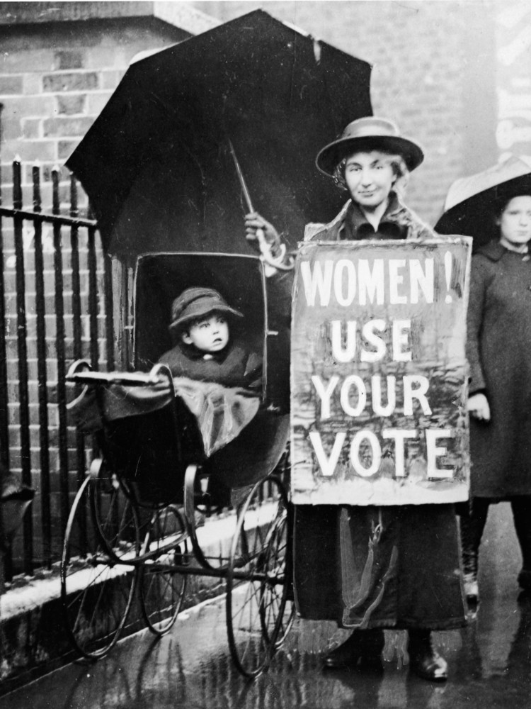 the importance of exercising the right to vote The suffrage movement refers, specifically, to the seventy-two-year-long battle for woman's right to vote in the united states rooted in the abolition of slavery, the movement promoted civic action among newly enfranchised women through organizations like the league of women voters and the national american woman suffrage association.