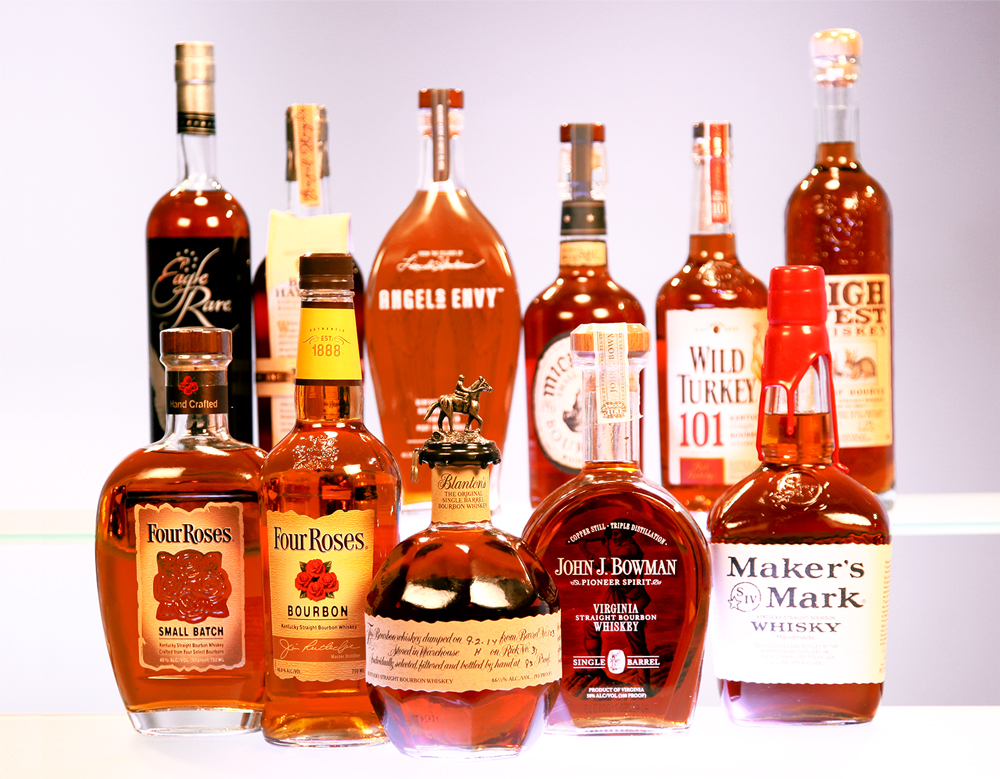 Taste Test The Best And Worst Kinds Of Bourbon To Use