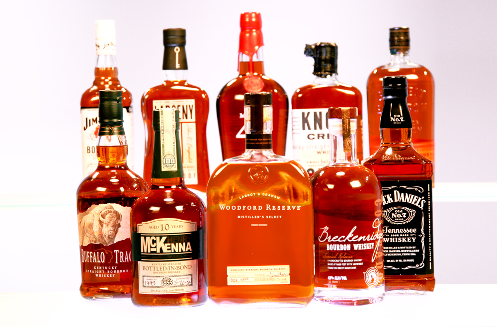 Taste test the best and worst kinds of bourbon to use in an old