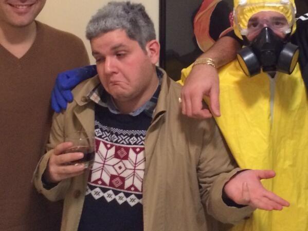 Comedian Gallagher Costume