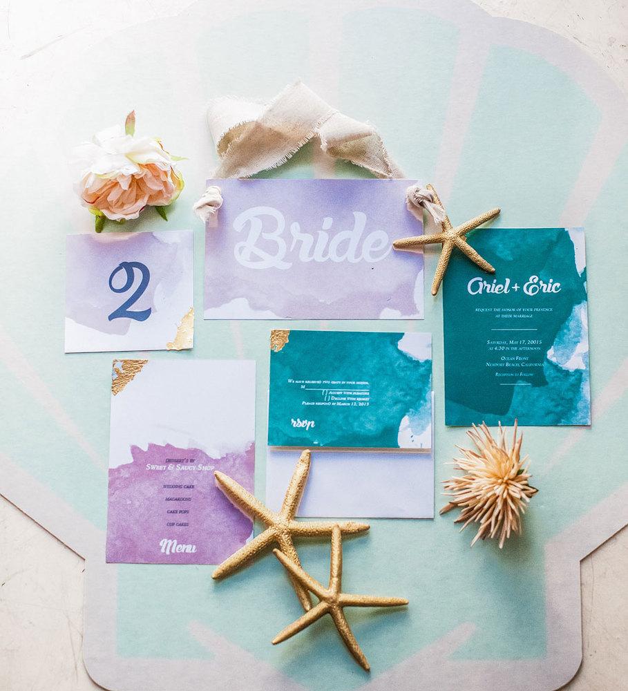'Little Mermaid' Wedding Ideas For Your Disney-Loving