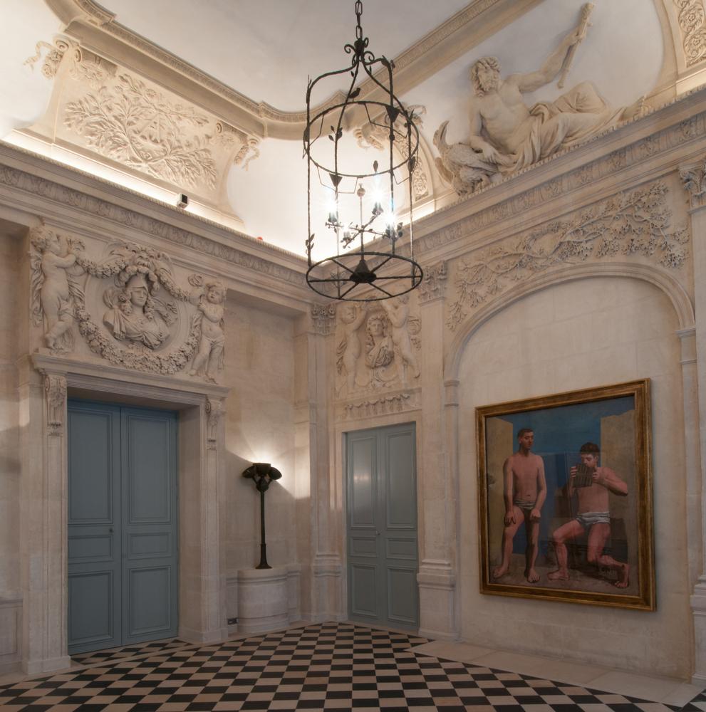 Photos ouverture du mus e picasso paris la visite virtuelle en images - Musee picasso paris horaires ...