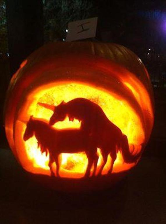 12 Creative Bonkers And Inappropriate Halloween Pumpkins