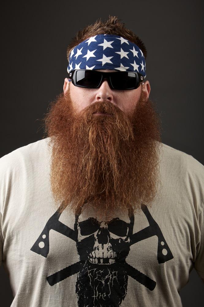 Marvelous World Beard Championships Create Hair Raising Time In Portland Short Hairstyles Gunalazisus