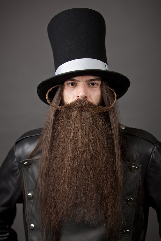 Excellent World Beard Championships Create Hair Raising Time In Portland Short Hairstyles Gunalazisus