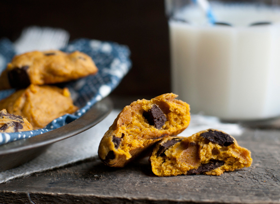 chocolate chunk muffins giant salted pumpkin chocolate chunk cookies ...