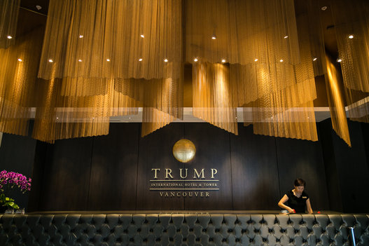 ... : trump hotel reflects youthful, luxurious vancouver: ivanka trump