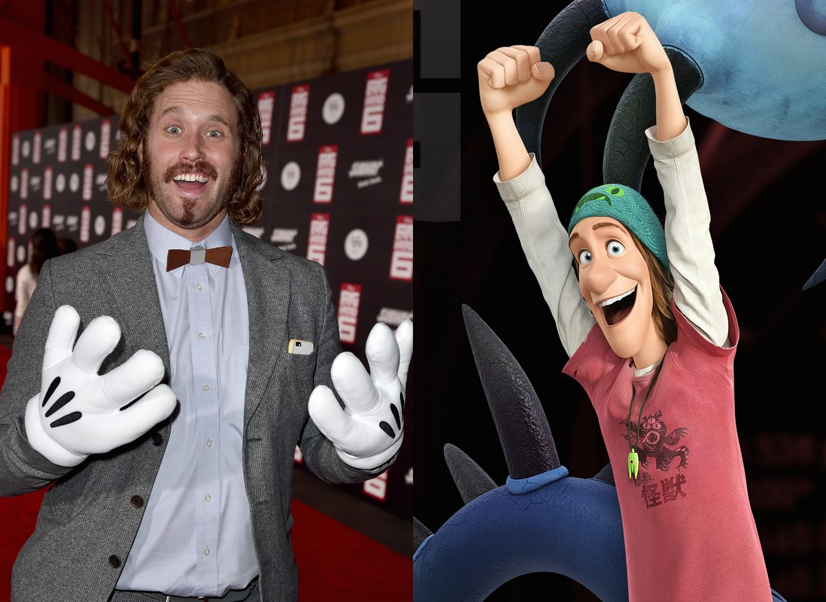 What the cast of big hero 6 looks like in real life the huffington