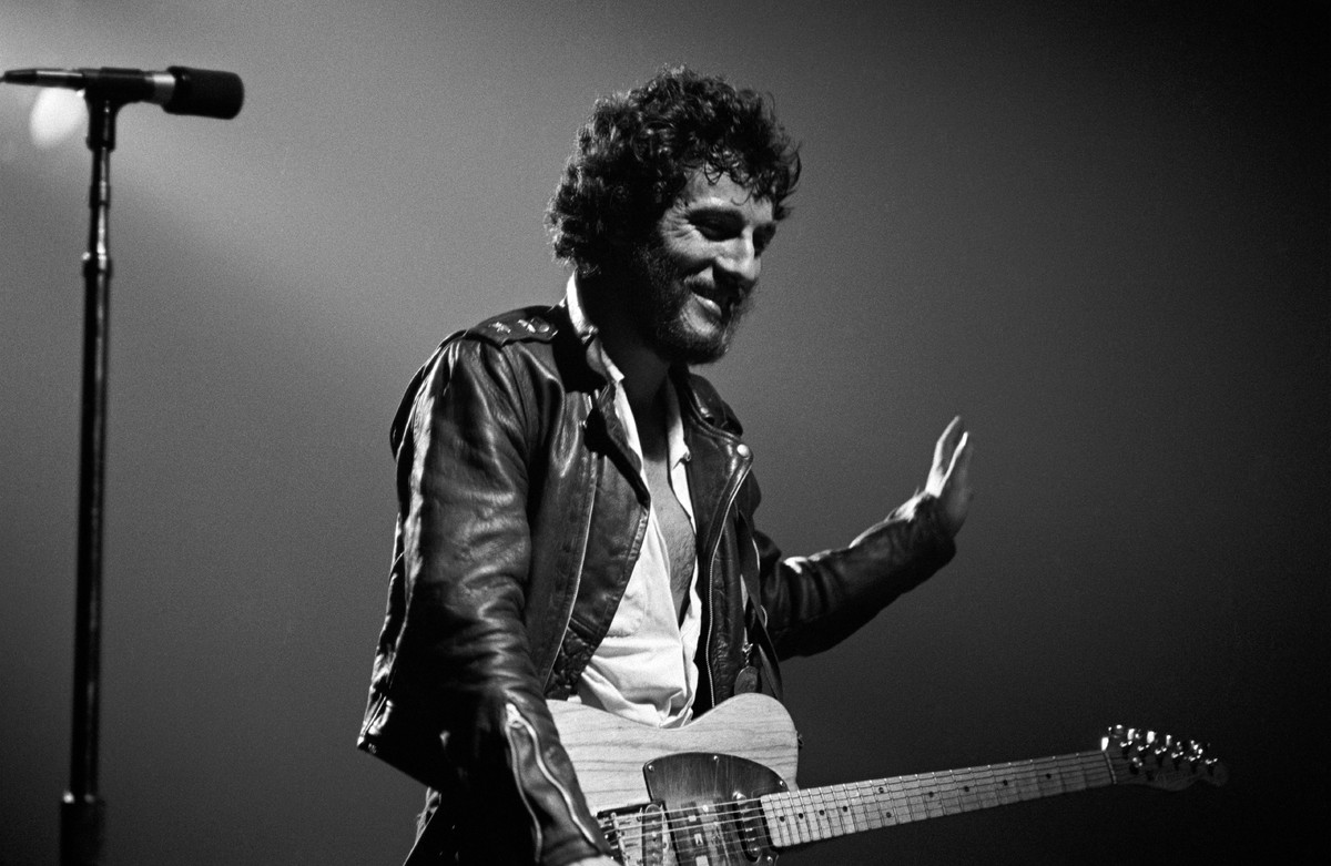 Bruce Springsteen Tour  Opening Act