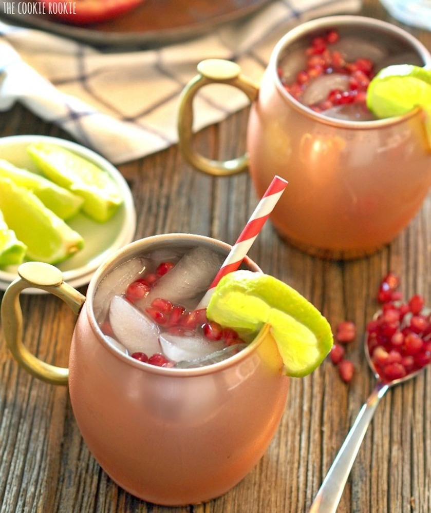 17 thanksgiving cocktails so good they rival pumpkin pie for Thanksgiving drinks alcoholic recipes
