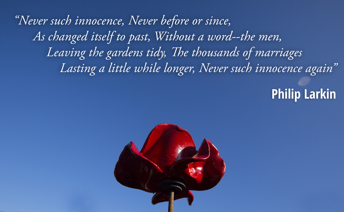 Armistice Day: These Poignant Words Remind Us Of What The