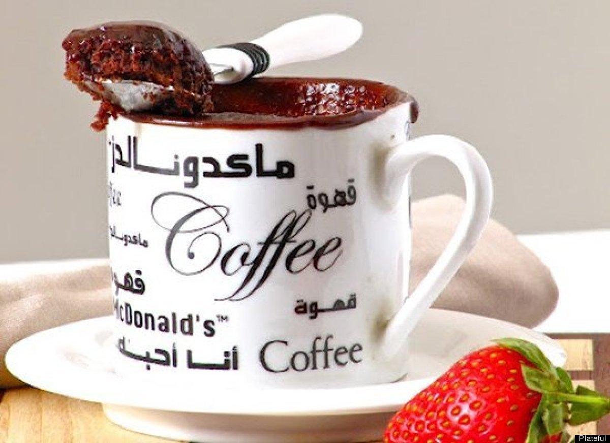 Coffee Cake In A Mug Recipes: Mug Cakes You Can Make In The Microwave