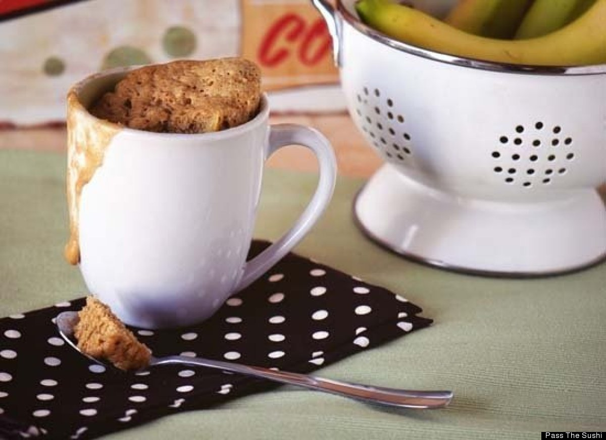 Mug Cakes You Can Make In The Microwave | HuffPost