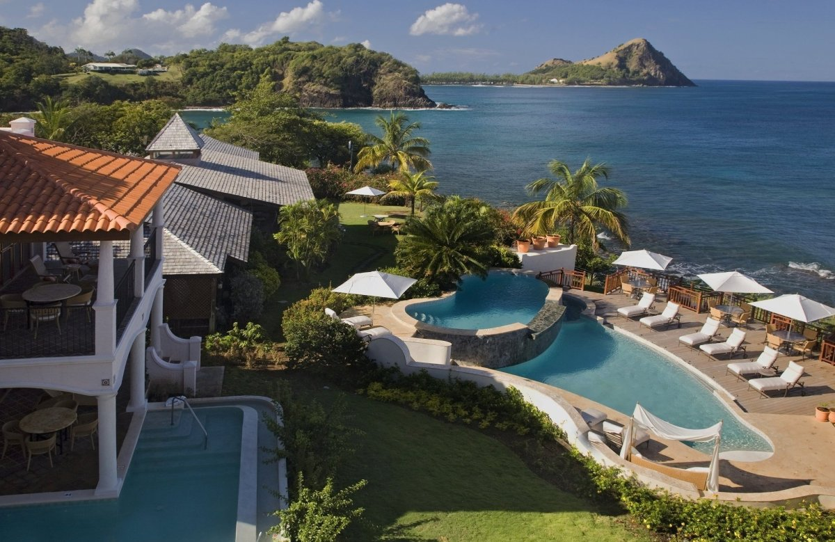 Best caribbean resorts and hotels photos huffpost for Cap maison resort and spa
