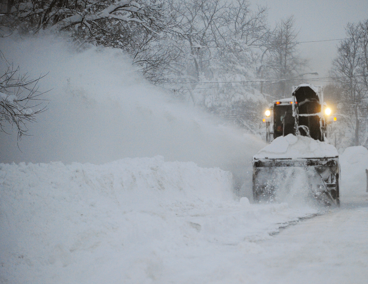 new york extreme snow storm pictures reveal aftermath  as