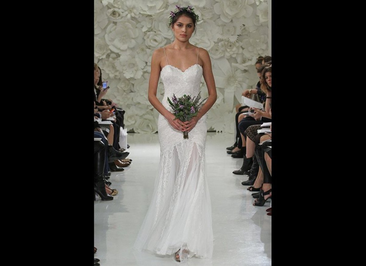 Shruthi In A Dreamy One Shoulder Pronovias Dress: 50 Dreamy Dresses Fit For A Boho Bride