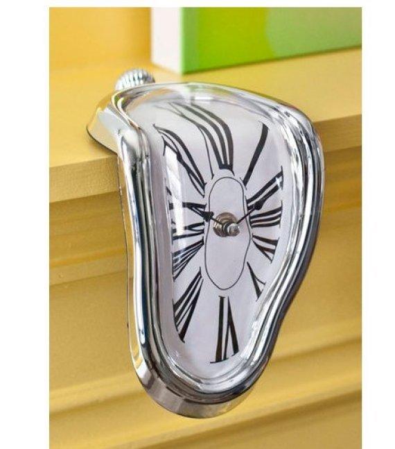 1 Salvador Dali-Inspired Clock