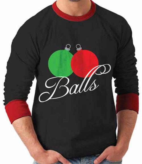 Lightup Ugly Christmas Sweater: -Tiara International- Unisex red