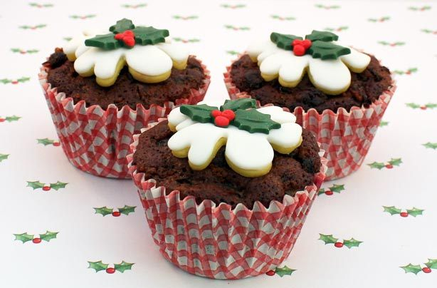 12 Christmas Cupcakes Ideas You Need To Try This Holiday ...