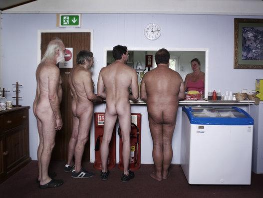 blog Naked village