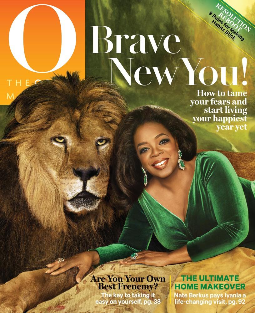 O The Oprah Magazine November 2014 The Power of Gratitude