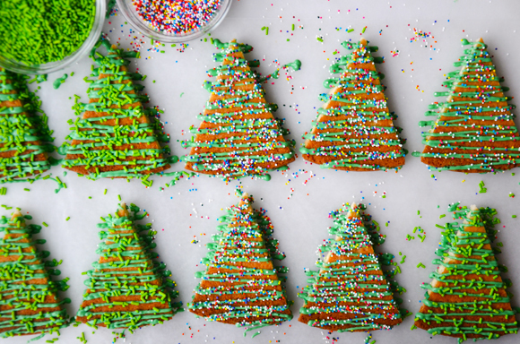 Recipe for shortbread cookies to decorate
