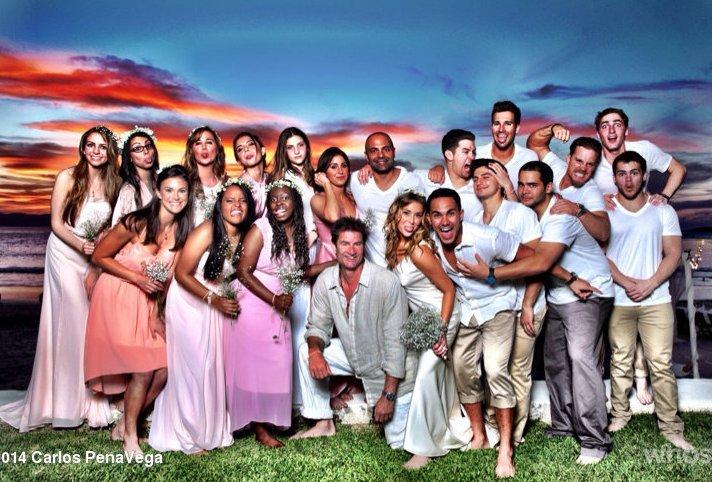 Unforgettable Celebrity Weddings Of 2014