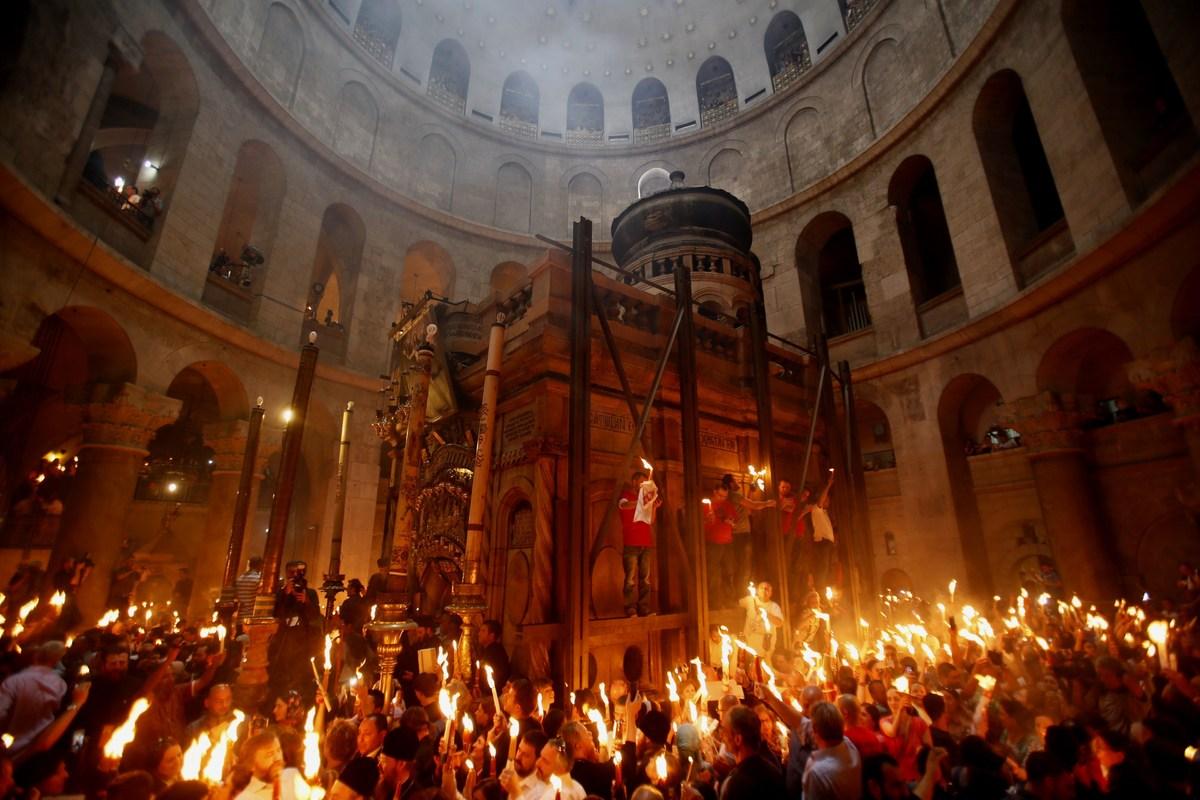 Новый иерусалим в дизайне божьем