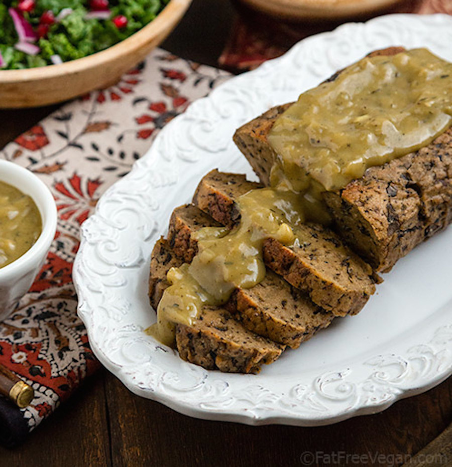 27 Vegan Christmas Recipes For A Holly, Jolly, Meat- And