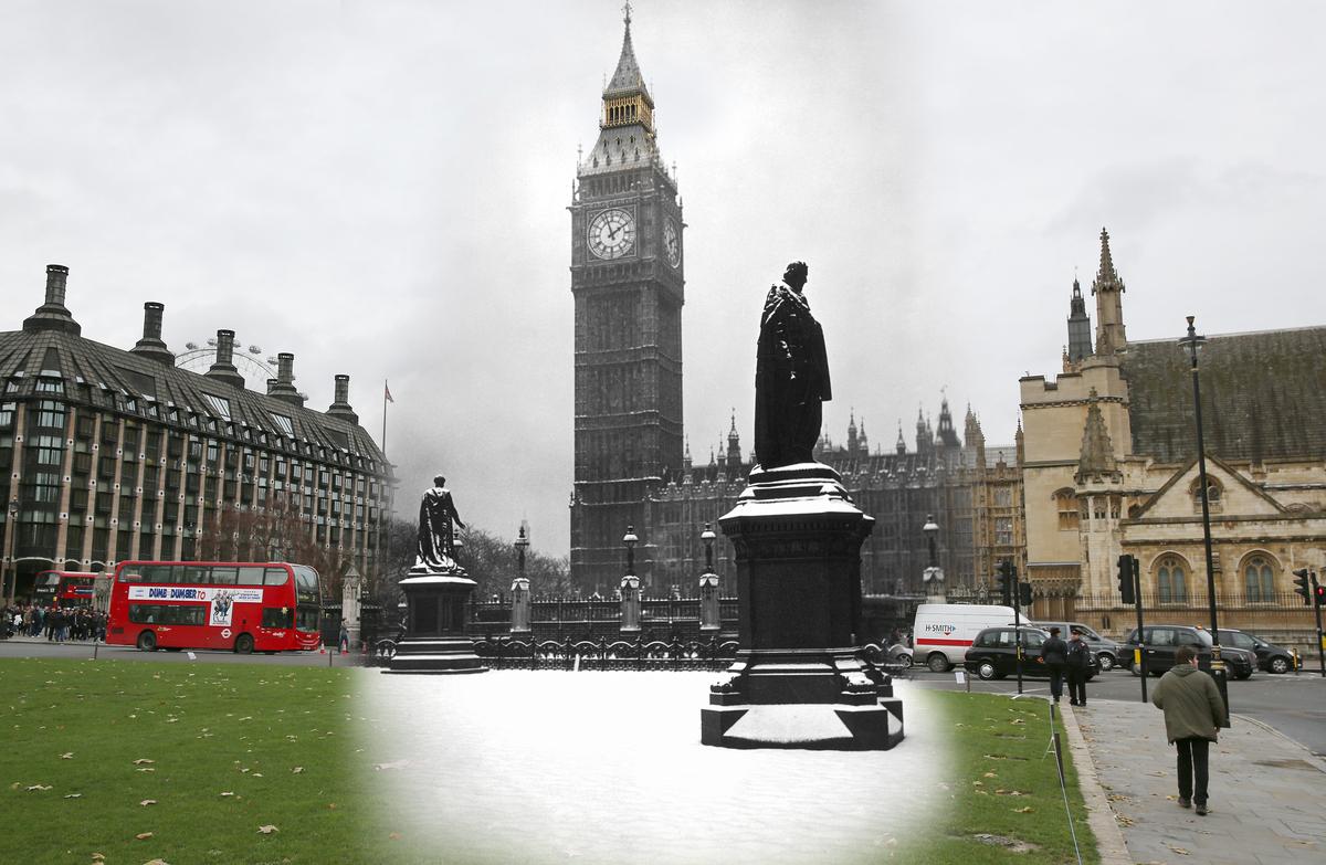 39 tis the season 11 extraordinary london christmas photos for Time square londra