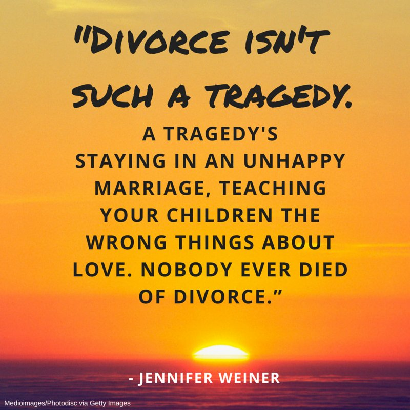 deciding to divorce 5 harsh realities you need to accept