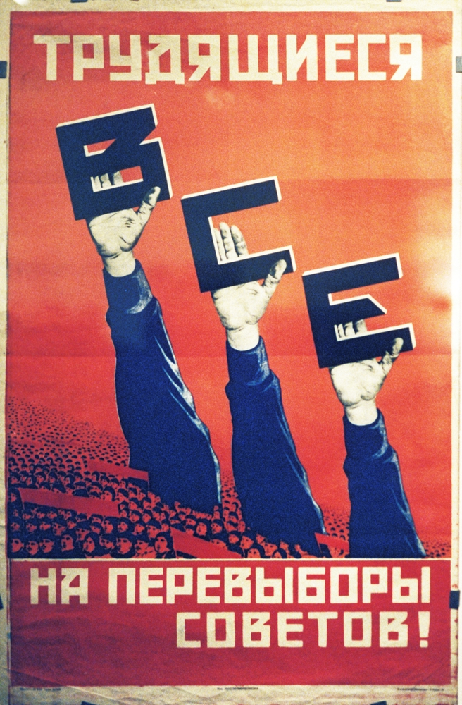 35 Communist Propaganda Posters Illustrate The Art And Ideology Of ...
