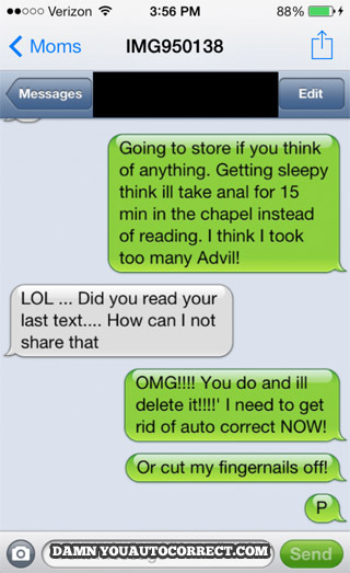 how to change autocorrect on iphone prank