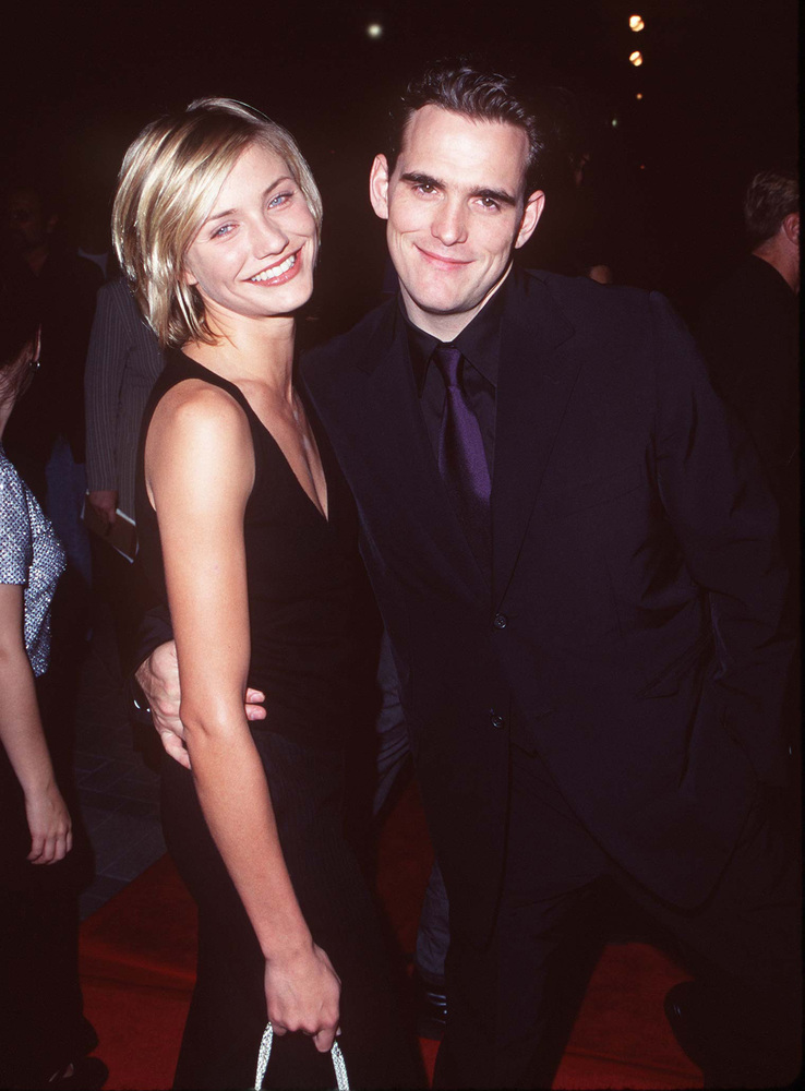 A Brief History Of Cameron Diaz     s Former Flames   The Huffington Post The Huffington Post