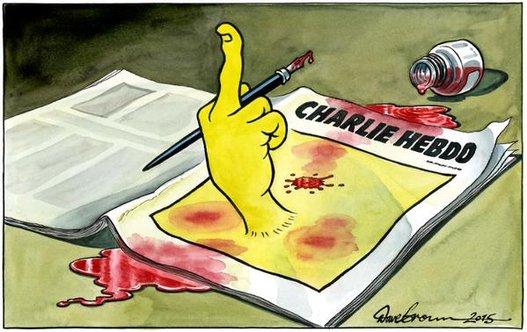 フランスの週刊紙「シャルリー・エブド」が掲載したイスラム教の預言者ムハンマドの風刺画を転載した本を、第三書館(東京都・新宿区)が出版する。発売日は2月10日。