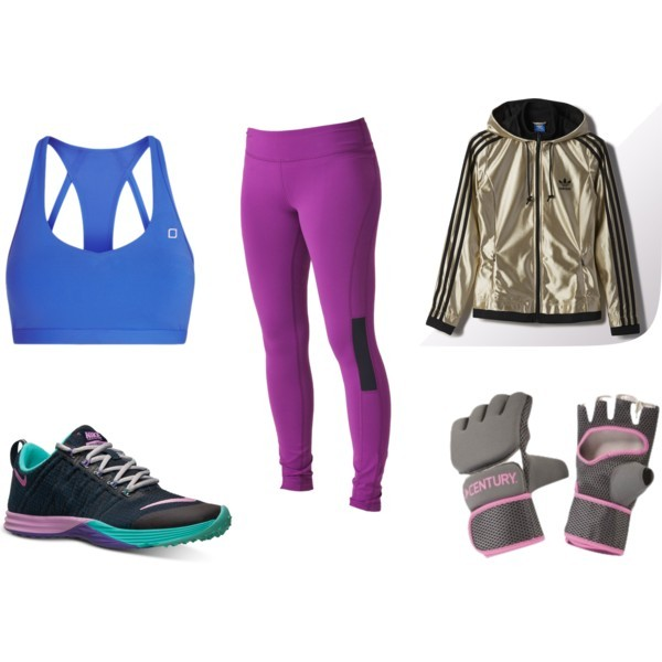 Nike Womens Exercise Clothes