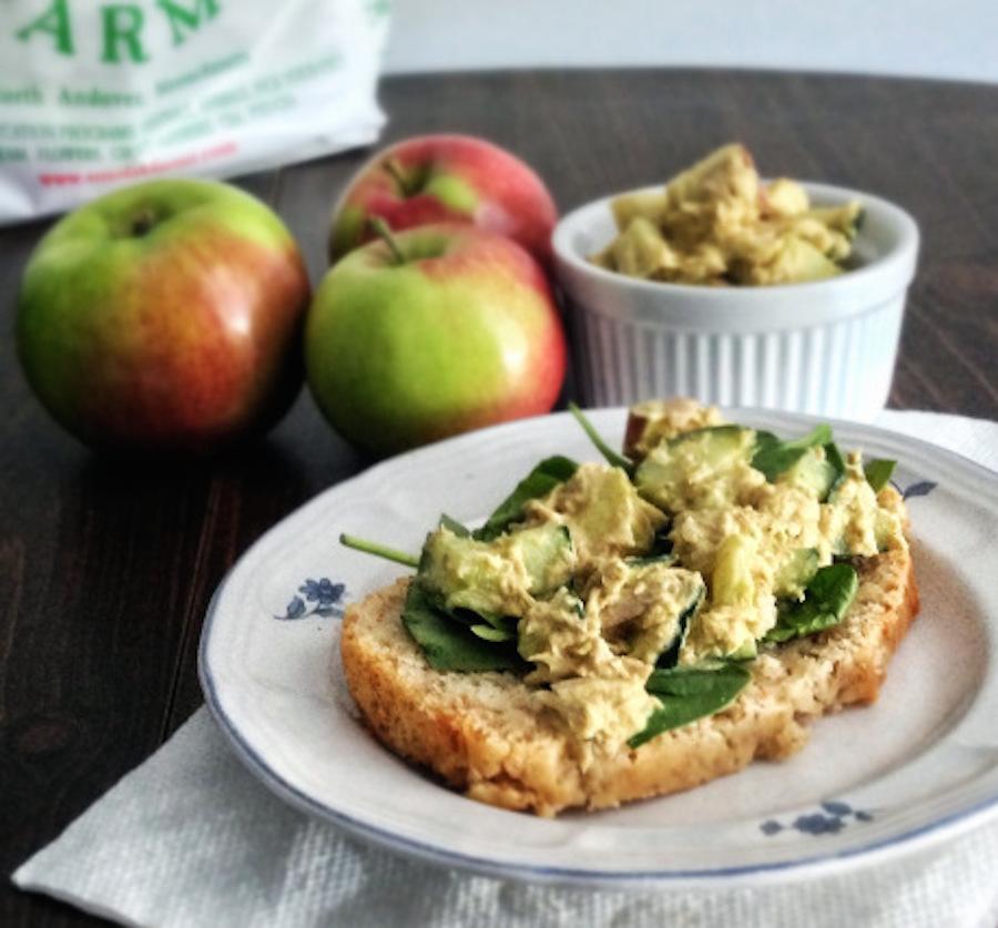 Healthy tuna salad recipe greek yogurt for Healthy tuna fish recipes