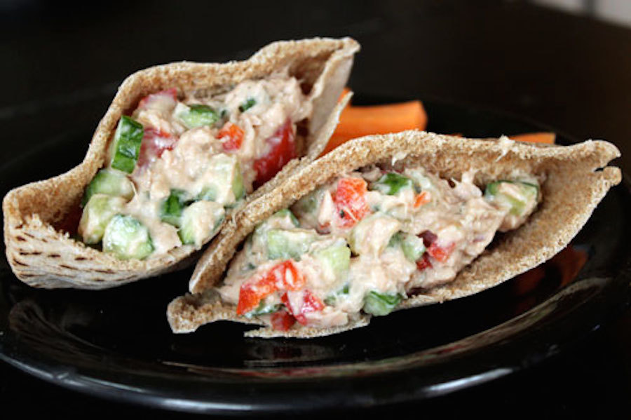 Salad recipes using cottage cheese