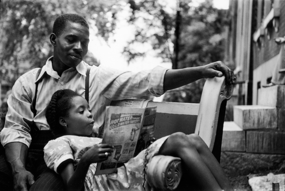 Gordon Parks Never Before Seen Photos Of 1950s